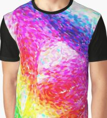 abstract contemporary colors No 30 Graphic T-Shirt