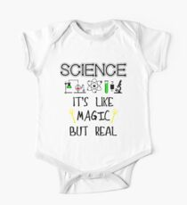 Science it's like magic but real Kids Clothes