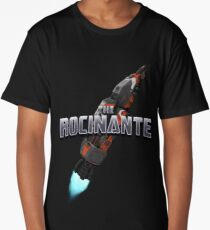 The Rocinante - Colored Version Long T-Shirt
