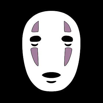 Kaonashi (No-Face) by Kitsune-Chan