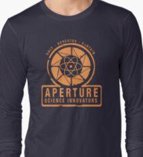 Aperture Laboratories Long Sleeve T-Shirt