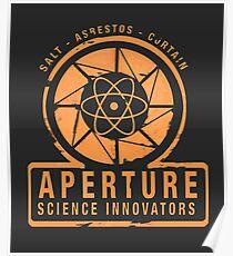 Aperture Laboratories Poster