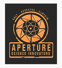 Aperture Laboratories Photographic Print