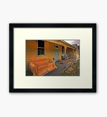 1229 Summer Residence Framed Print