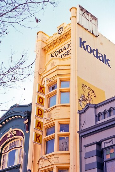 Kodak House Hobart by BRogers