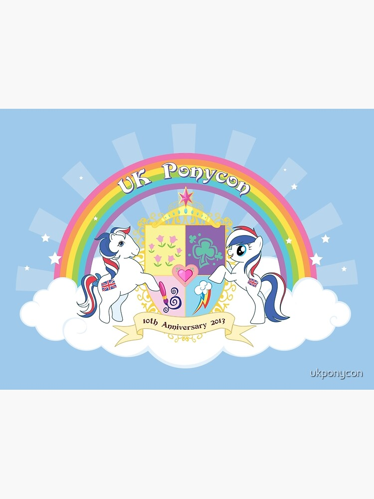 UK Ponycon ~ 10th Anniversary 2013 by ukponycon