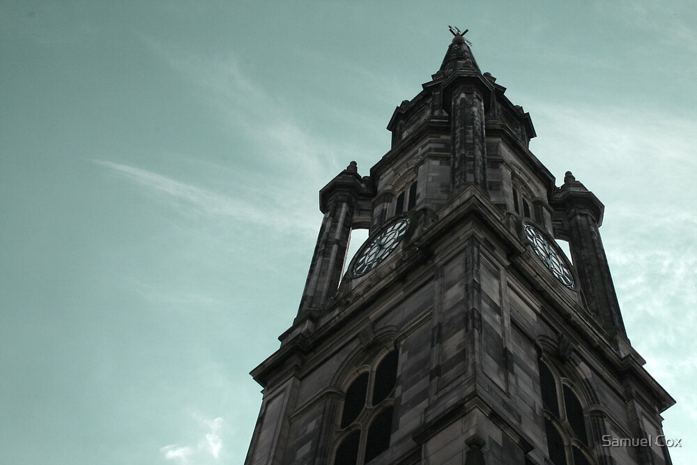 Clock Tower by Samuel Cox