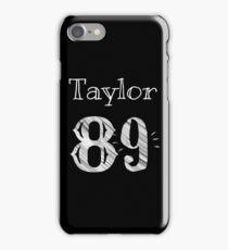 Taylor 89 iPhone Case/Skin