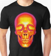 Radioactive Infrared Skull T-Shirt