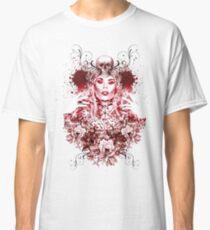 RuPaul Katya Zamolodchikova Gothic Russian Print Classic T-Shirt
