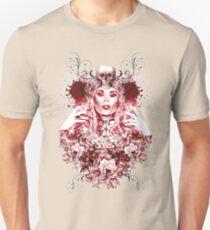 RuPaul Katya Zamolodchikova Gothic Russian Print Unisex T-Shirt
