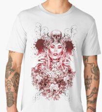RuPaul Katya Zamolodchikova Gothic Russian Print Men's Premium T-Shirt