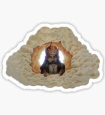 MONTY PYTHON - GOD Sticker