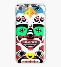 Tri-Totem iPhone Case/Skin