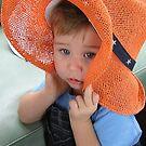 orange hat by picketty