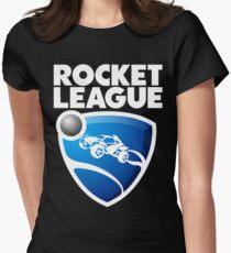 Rocket league [HD Logo] Womens Fitted T-Shirt