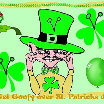 A goofy Leprechaun by kabsannie