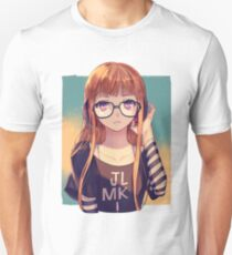Futaba Sakura Unisex T-Shirt