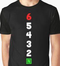 1N23456 Graphic T-Shirt