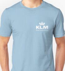 KLM - Royal Dutch Airlines Unisex T-Shirt
