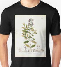Nova genera et species plantarum V1 V3 Plates Karl Friedrich Philipp von Martius 1834 248 Unisex T-Shirt