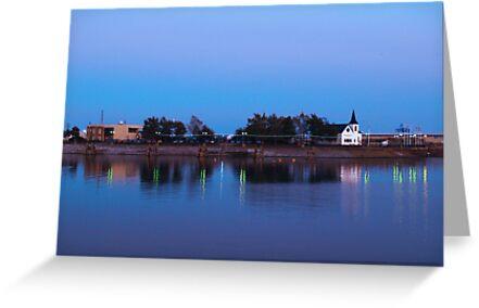 Blue Bay by Artway