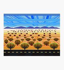 Northern Arizona Landscape Photographic Print
