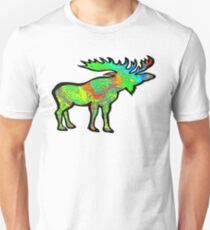 Psychedelic Charm Unisex T-Shirt