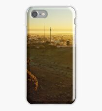 Dawn over Southern Cross (photo Dave Carter) iPhone Case/Skin