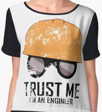 Team Fortress 2 - Trust me! I'm an Engineer! Chiffon Top