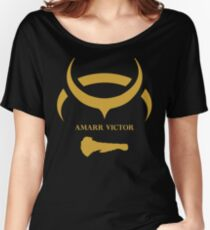 EVE Online Amarr Victor Women's Relaxed Fit T-Shirt