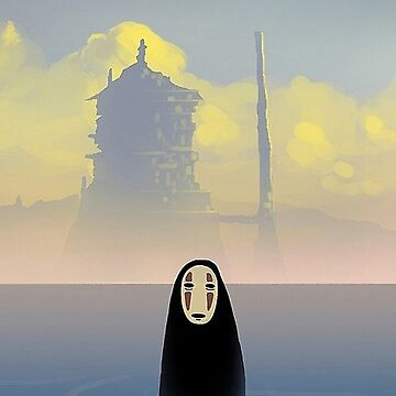Spirited Away - Smartphone Cover & Poster by DoxFox