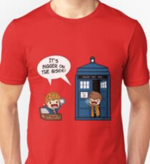 Dr Who - Tardis Doctors chibi T-Shirt
