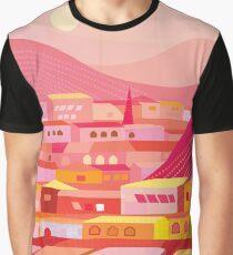 Pueblo at Dusk Graphic T-Shirt
