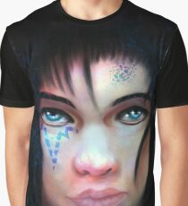 Portrait Graphic T-Shirt