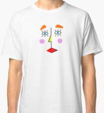 Face ((Deconstructed)) Classic T-Shirt