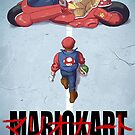 Super Akira! - Poster von DoxFox
