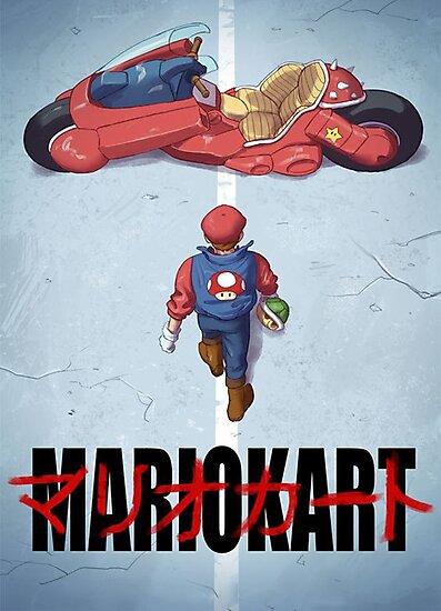 Super Akira! - Poster by DoxFox