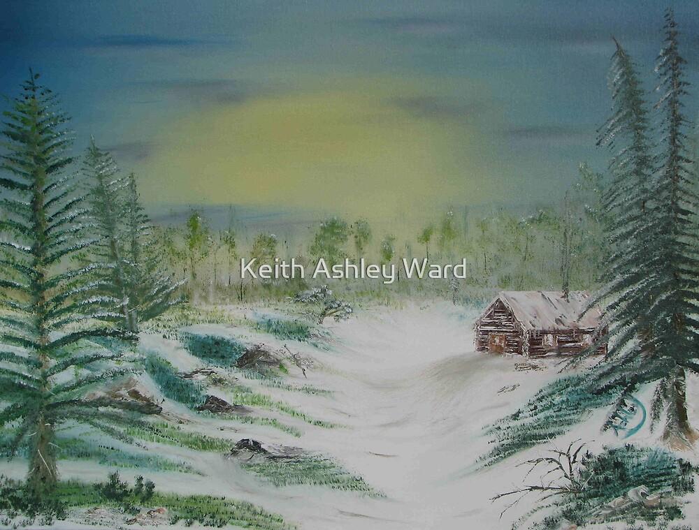 Winter Lights by Keith Ashley Ward
