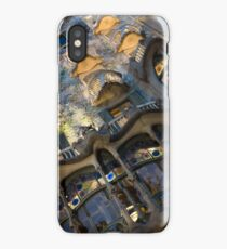 Fantastical Casa Batllo - Antoni Gaudi's Masterpiece, Barcelona iPhone Case/Skin