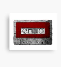 Your Tape Canvas Print