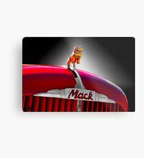 1951 Mack Truck Mascot II Metal Print