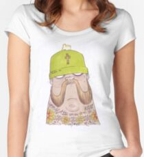 Abba Father Women's Fitted Scoop T-Shirt