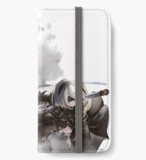 Nier Automata - 2b iPhone Wallet/Case/Skin