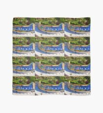Gaudi's Park Guell - Impressions Of Barcelona Scarf