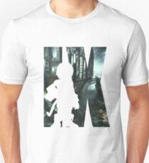 Final Fantasy IX Zidane Cutout Unisex T-Shirt