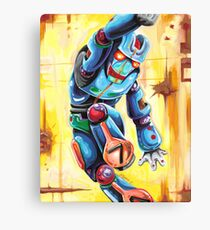 Alpha Seven Canvas Print