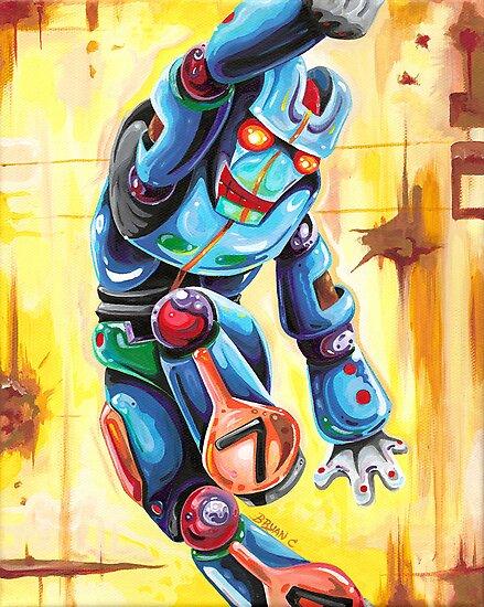 Alpha Seven by Bryan Collins