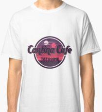 Cantina Band Cafe Tatooine Shirt Classic T-Shirt