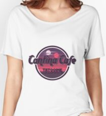 Cantina Band Cafe Tatooine Shirt Women's Relaxed Fit T-Shirt